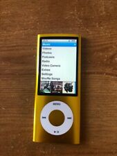 Apple iPod nano 5th Generation Yellow Gold  (8GB)