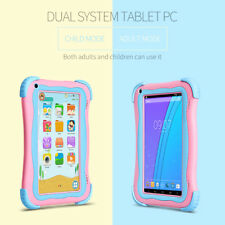 7''inch Quad Core HD Tablet for Kids Android 6.0 TF 32GB GMS Dual Camera WiFi
