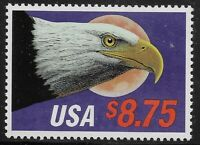 US Scott #2394, Single 1988 Eagle & Moon $8.75 VF MNH