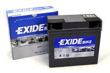 Batería BMW GEL AGM EXIDE 12-19, Batería Sellada, Activada y lista para montar
