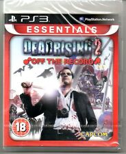 "Dead Rising 2 off the record ""Nuevo y Sellado' * PS 3 *"