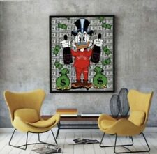 More details for trapstar alec monopoly poster print dollar & pound(all sizes)