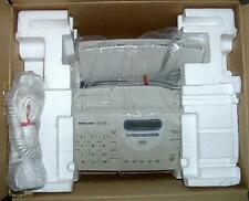 Sharp Ux-300 Fax Machine Refurbished in Box Office Equipment ux300 Plain Paper