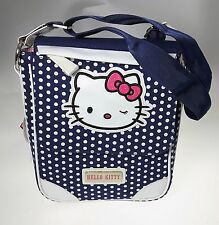 Tracolla Media Verticale HELLO KITTY POIS BLUE by CARTORAMA