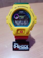 Vintage G-Shock GLX-6900A Information One Love Rasta Reggae Hip-Hop Moon&Tide