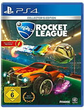 Rocket League - Collector's Edition (Sony PlayStation 4, 2017)