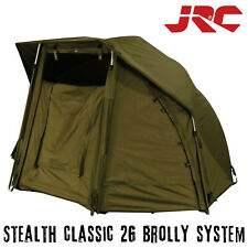 JRC Stealth Classic 2G Brolly System - RRP £369.99 - Free Delivery - Brand New