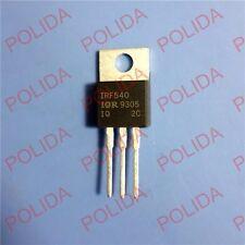 10PCS MOSFET Transistor IR/VISHAY TO-220 IRF540 IRF540PBF
