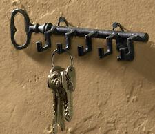 Park Designs Decorative HOOK Key Shape On Key Hook 5 Hooks Wall Organization