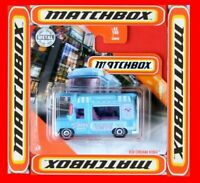 MATCHBOX 2020  ICE CREAM KING  43/100   NEU&OVP