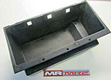 Toyota MR2 MK2 Revision1 Drivers Side Black Rear Storage Box Insert - Right Side