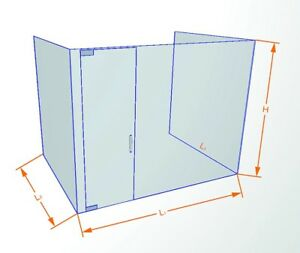 Office Glass partition for Office installed by KOVA Partitions