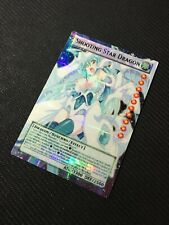 YUGIOH Orica Parallel Shooting Star Dragon Holo Custom Card Handmade Token