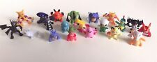 POKEMON 20 Pieces Pokemon Go Figures Small Mini Micro Figures Set - Set 6