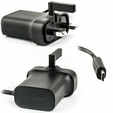 Genuine Nokia Ac-20x Micro USB Mains Charger for Nokia 435 520 530 535 630 635