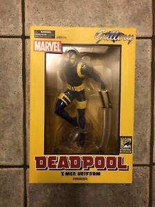 Marvel Gallery Deadpool SDCC X-Men Uniform LE 1500
