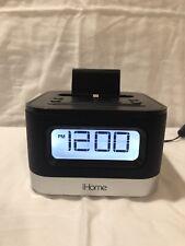 iHome iPL8 Speaker System with Lightning Dock and Alarm