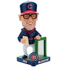 Joe Maddon Chicago Cubs CARICATURE Bobblehead Bobble Head NEW 2017