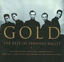 Various Artists Gold The Best Of Spandau ballet CD