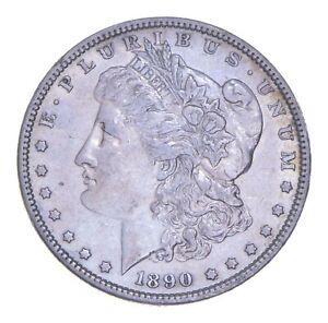 Early - 1890 Morgan Silver Dollar - 90% US Coin *069