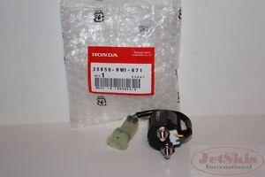 35850-HW1-671 Honda Aquatrax Starter Magnetic Switch Assembly / Starter Relay
