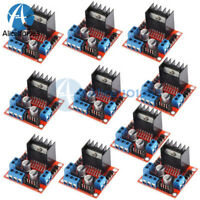 10PCS Stepper Motor Drive Controller Board Module L298N Dual HBridge for Arduino