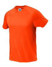 T-shirt Herren Starworld Sport Kurzarm Fluorescent Green s