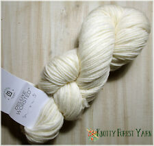 Pure Wool Yarn Natural UNDYED CREAM Deluxe Worsted by Universal Yarn 220yd Felts