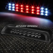 [2-ROW LED]FOR 07-18 TOYOTA TUNDRA THIRD 3RD TAIL BRAKE LIGHT CARGO LAMP BLACK