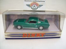 Ford Mustang Fastback, 1967, Green, Dinky-matchbox 1:43, Boxed