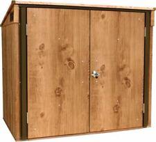 Tepro Mülltonnenbox, Holz-Dekor, eiche Mülltonnen-Box Mülltonnenverkleidung