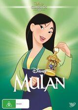 MULAN 1 : NEW Disney Classics DVD