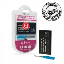 Rechargeable Battery Pack for New 3DS XL/ 3DS XL with Tool and Guarantee