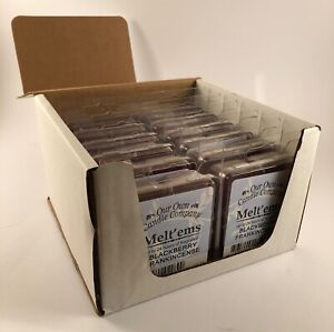 Our Own candle Company Melt'ems Wax Melt - Brand New in Box - Set of 12 Packs