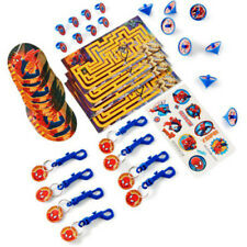 ULTIMATE SPIDER-MAN FAVOR PACK (48pc) ~ Birthday Party Supplies Mega Mix Value