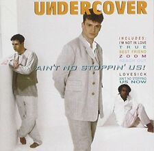 Undercover Ain't no stoppin' us! (1994) [CD]