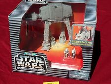 """Star Wars Action Fleet IMPERIAL AT-AT WALKER """"Clean"""" Galoob Micro Machines 1995"""