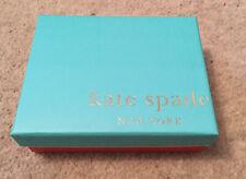 Kate Spade empty gift Box Packacing