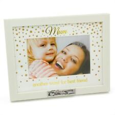 Personalised Mum Photo Picture Gold Dot Design 4 x 6 270610-P