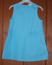 BNWT, Zippy, Baby Girl, Blue, Cotton, Summer, Tennis, Sport, Dress,  2-3 years