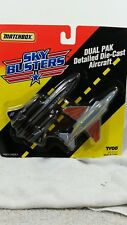 vintage Matchbox Sky Busters dual pack aircraft