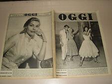 OGGI=1955/33=SENAGO=GIUSEPPE MERLO=LUCHINO VISCONTI=PRATOLINO=RICHARD BYRD=