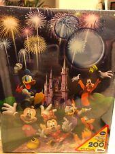 Disney Mickey & Gang Fireworks 200 Photo Album