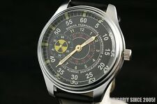 Military Style wrist watch Radiation, Chemical & Biological Security Forces