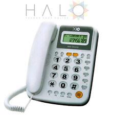 telefono fisso per casa ufficio tasti grandi per anziani display vivavoce