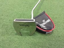 "Spalding SP-02 Putter -  Oversize ""Fatso"" Style grip - Bonus Cover  FREE POSTAGE"