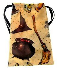 Witchy Tarot bag, Wicca, Witchcraft, Wiccan, Gift, Gothic, Halloween