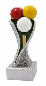 Billard-Pokal mit Wunschgravur (FG4101)