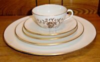 5 Pc Lenox China Place Setting - Starlight X-302 - Cup Saucer Salad Dinner Plate