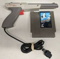 Duck Hunt w/ Zapper (Nintendo Entertainment System, 1985) NES - Tested